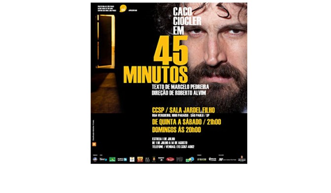 45 Minutos | Teatro