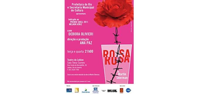 Rosa | Teatro Leblon RJ