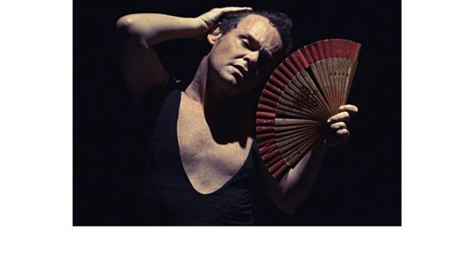 Matheus Nachtergaele | Processo de Conscerto do Desejo | Teatro Poeirinha RJ
