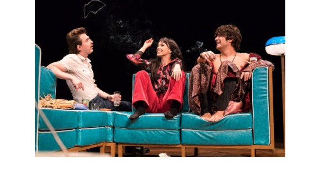Love, Love, Love |Teatro Oi Futuro RJ