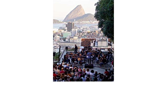 Maestro Eder Paolozzi | Música em Santa Teresa |com OSC e Edu Krieger | Arranjos de Marcelo Caldi