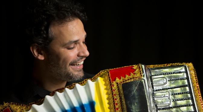 Marcelo Caldi | A sanfona é meu dom | CD e Show